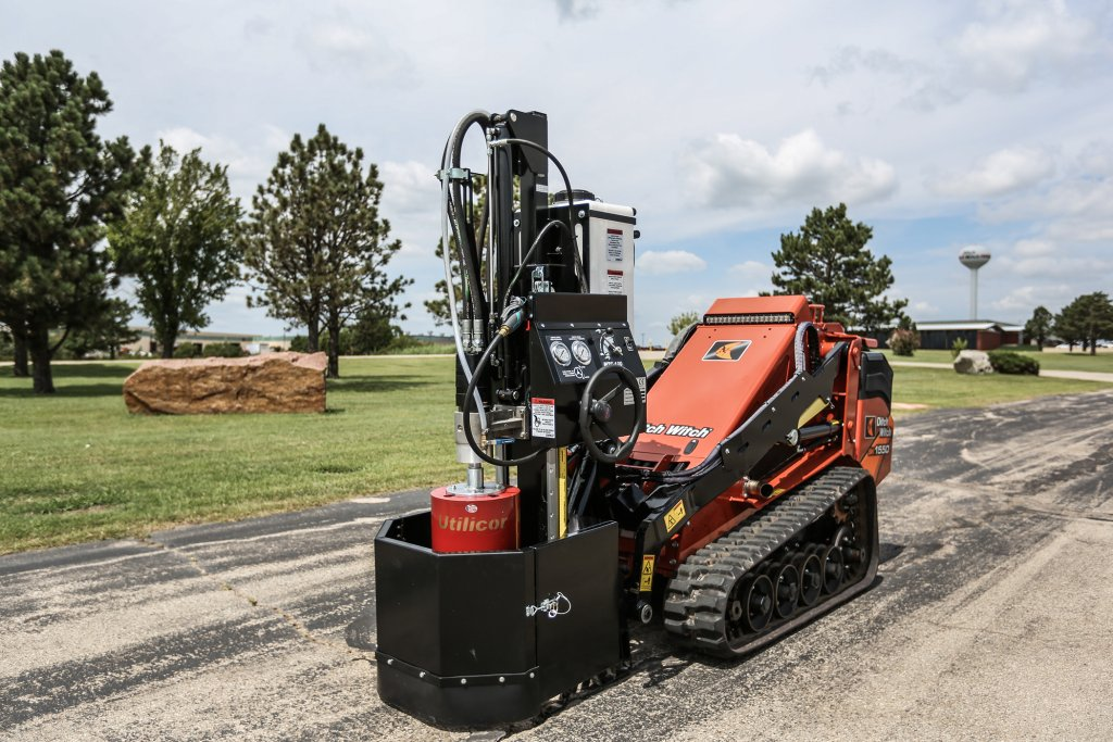 multi-outils carottage ditch witch