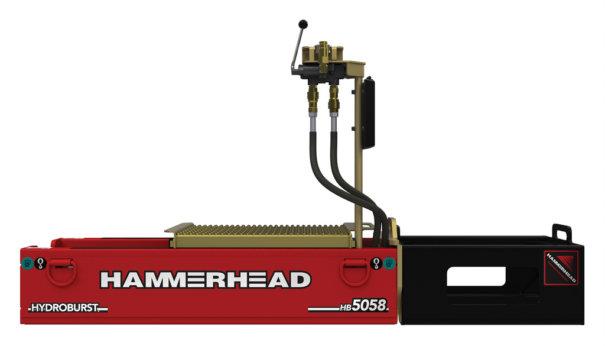 Vidéo ÉCLATEUR HAMMERHEAD HB5058